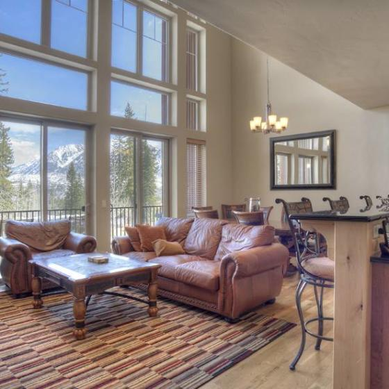 Ski-In / Ski-Out Durango Vacation Rental Townhome at Purgatory Resort
