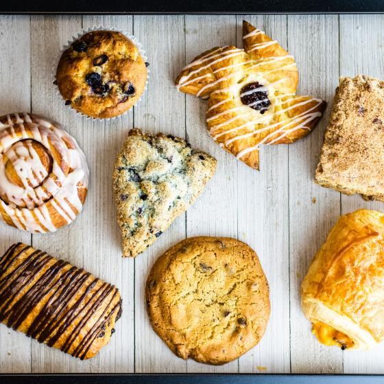 Fresh Baked Goods and Lunches