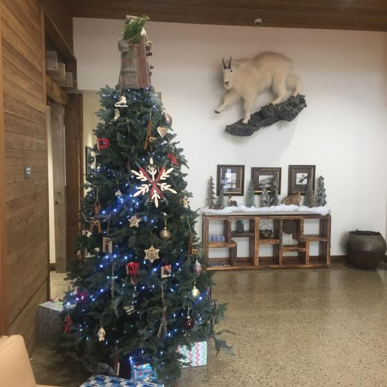 Valley Clubhouse Holiday
