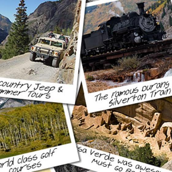 Summer Activities in Durango