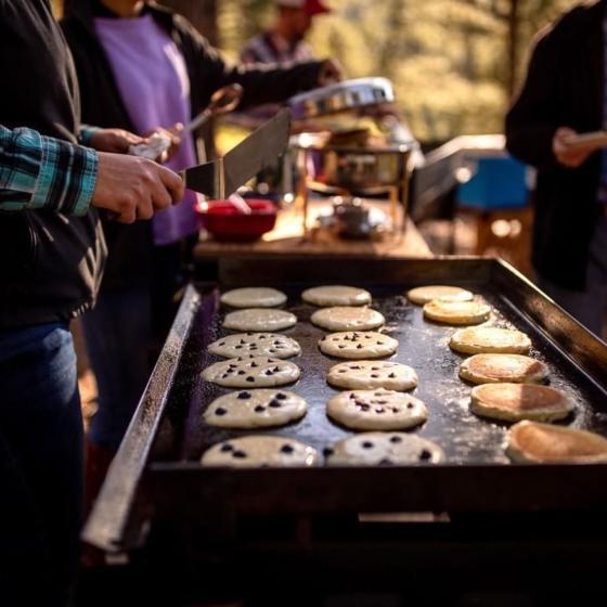Pancake Cookout