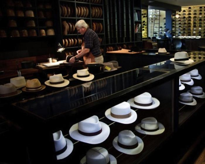 Optimo Hats Interior