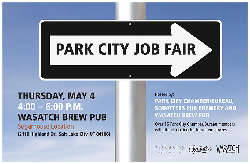 PC Job Fair in SLC