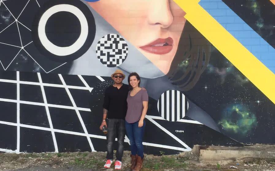 Houston Artist Dandee Warhol