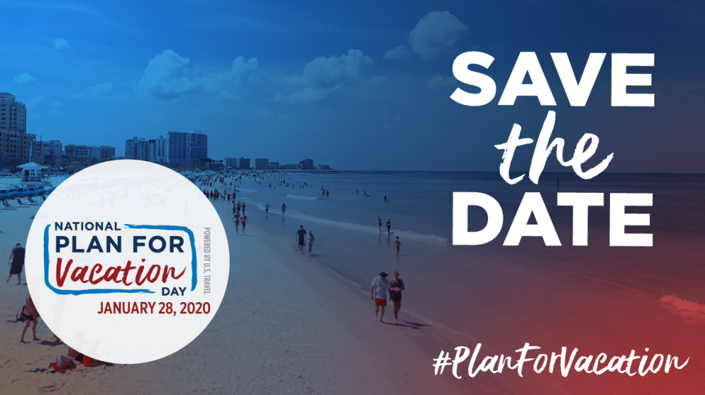 National Plan For Vacation Day Save the Date
