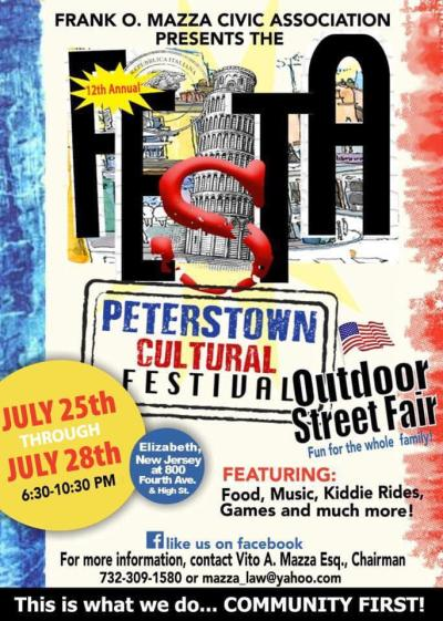 12th Annual Peterstown Cultural Festival