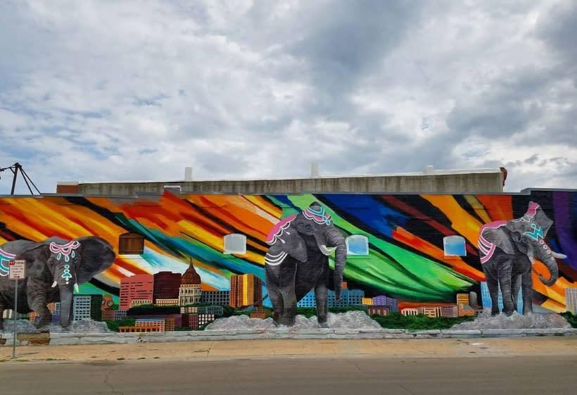 NOTO Mural