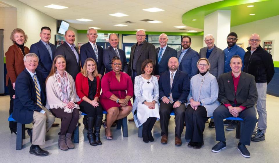 2020 Visit Fort Wayne Board of Directors