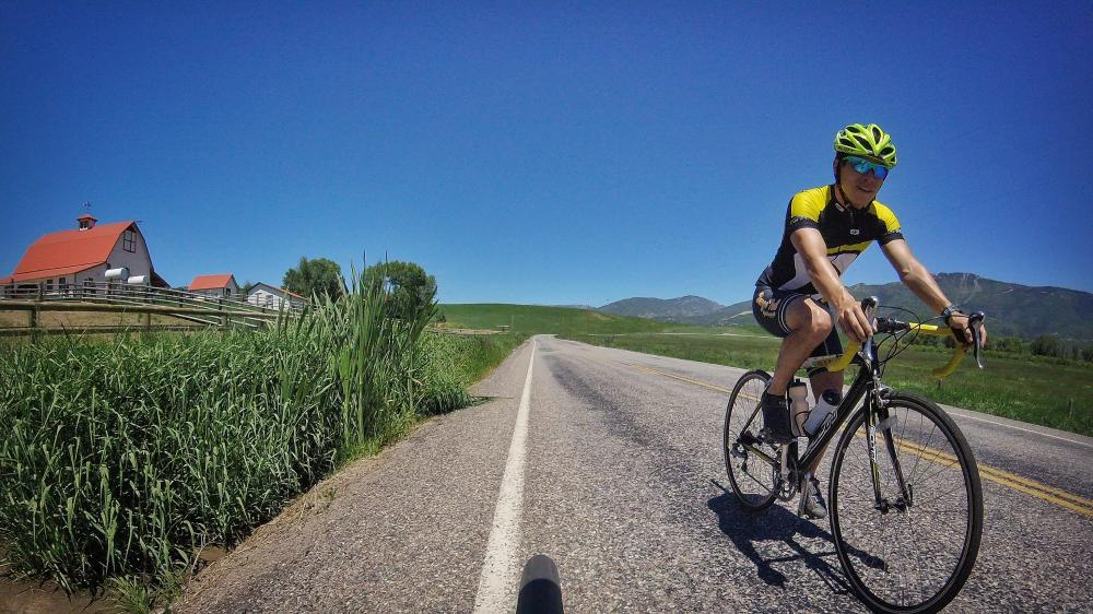 road biking is very popular around steamboat springs