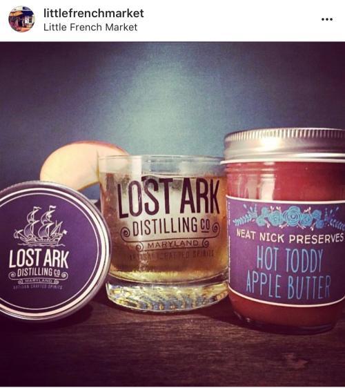 Lost Ark Distilling Hot Toddy