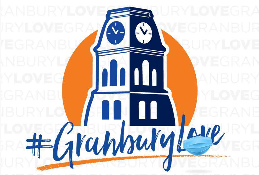 Granbury Mask Logo