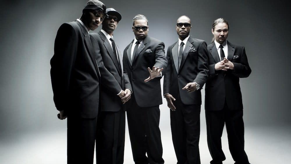 Bone Thugs N Harmony Livewire Scottsdale