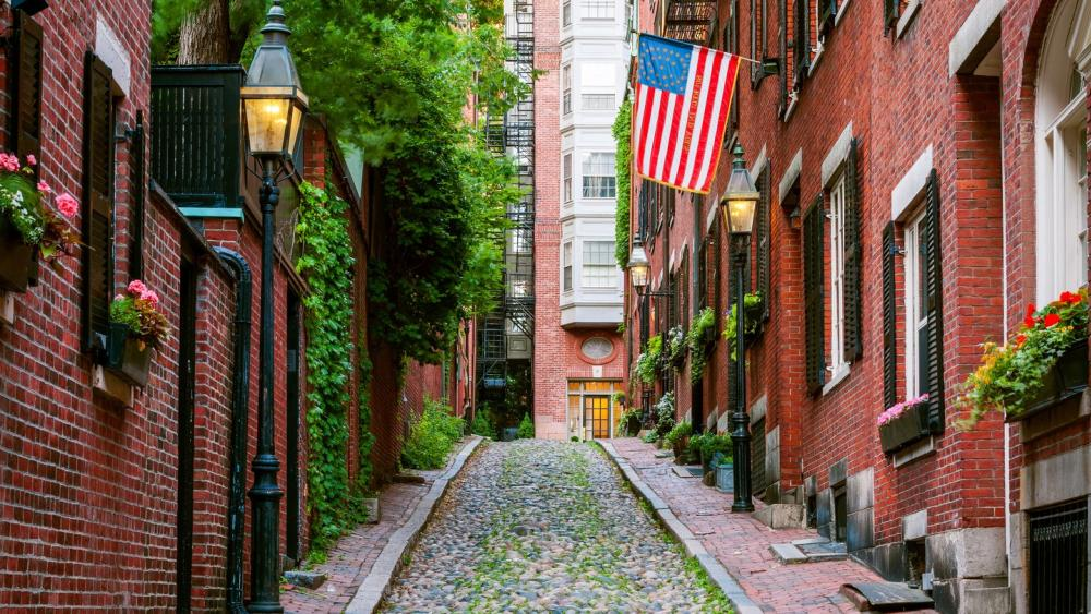 Beacon Hill Conde Nast
