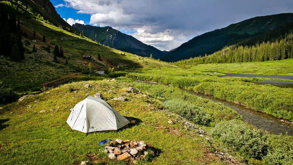 Jeremy Matlock Camping