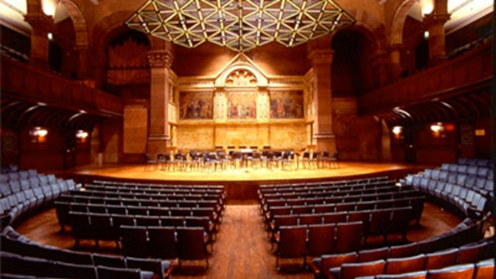 McCarter Theater Center interior