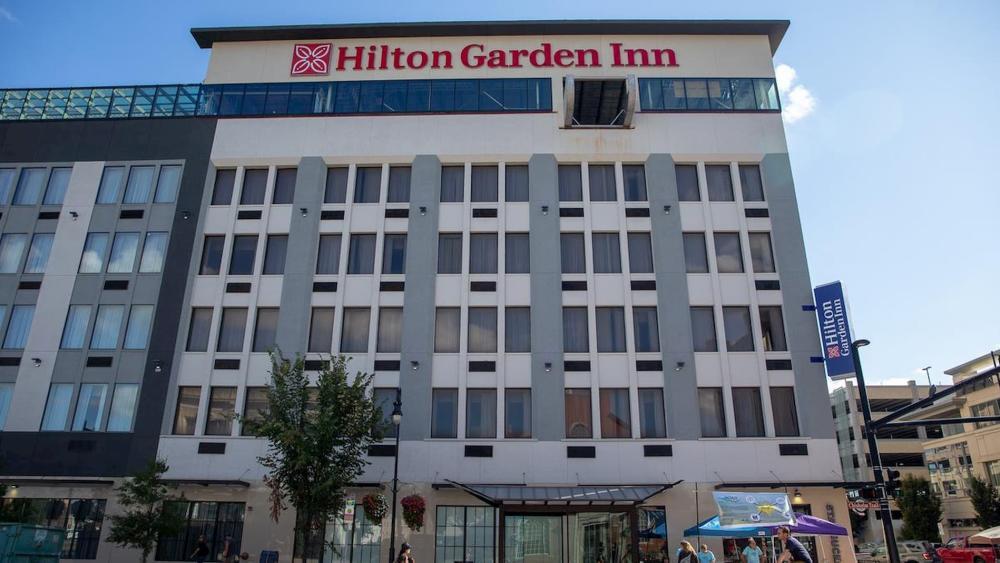New Hilton Garden Inn in Wichita