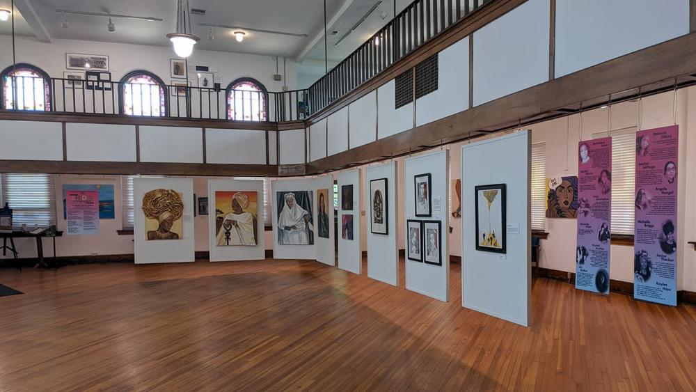 Shades of Strength and Beauty Exhibit