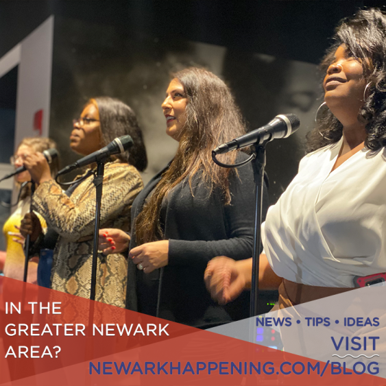 Singers Performing in Newark