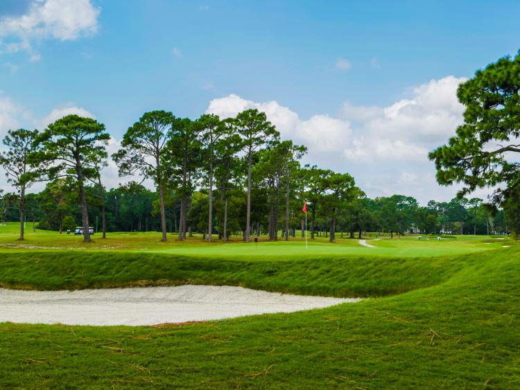 4x3 Wilmington Muncipal Golf Course