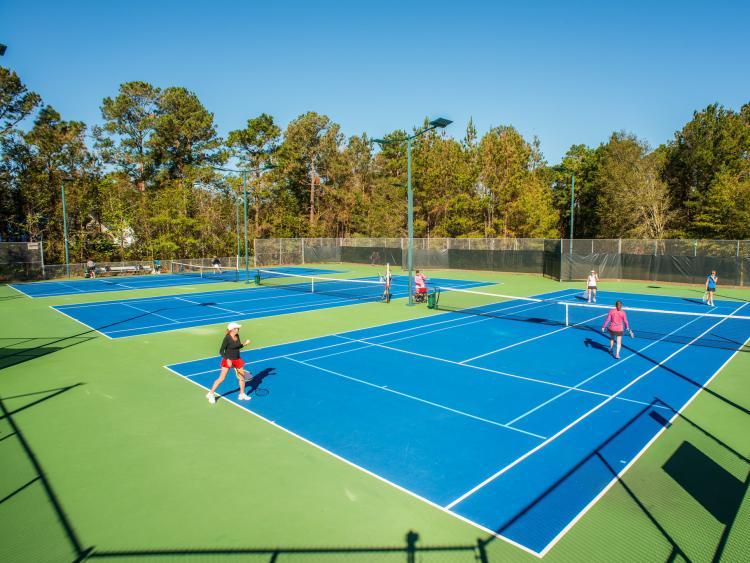 4x3 Ogden Park Tennis