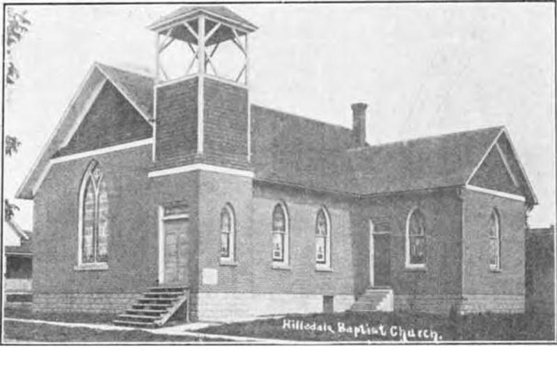 Hillsdale Street Baptist Church