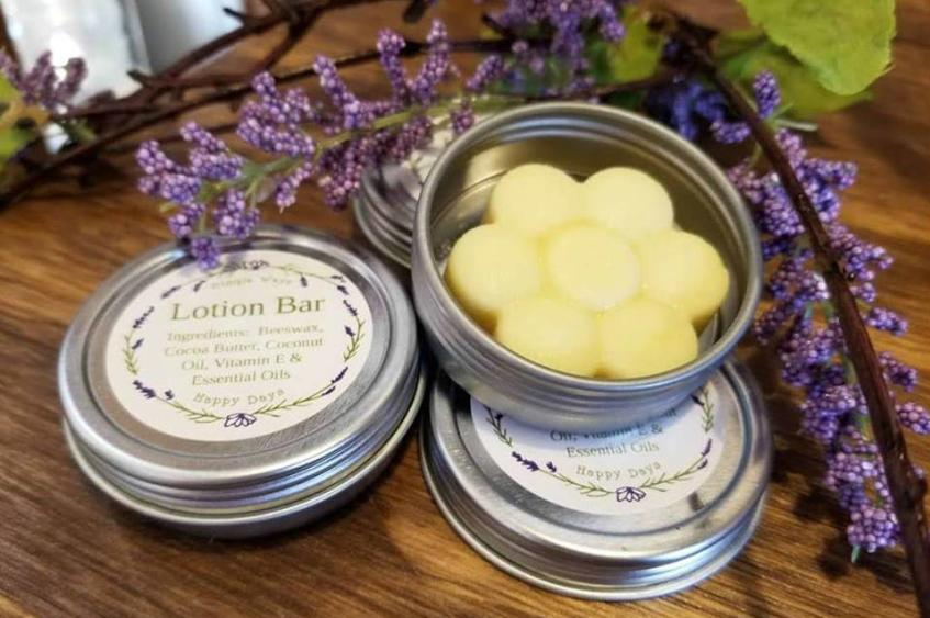 2SimpleSisters Lotion Bar