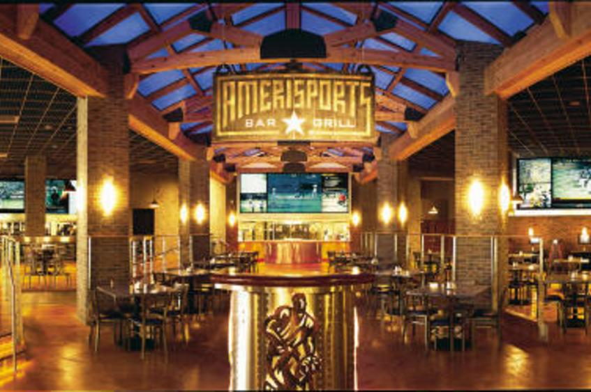 Amerisports Bar