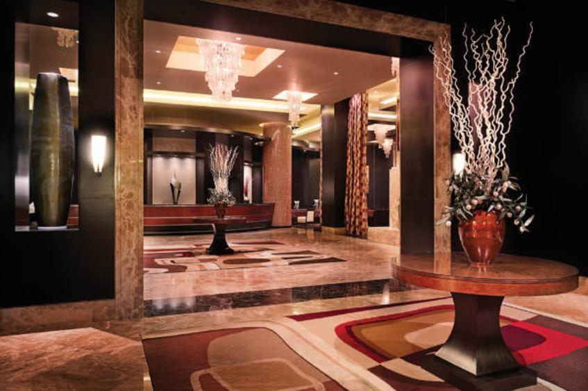 Ameristar Hotel Lobby