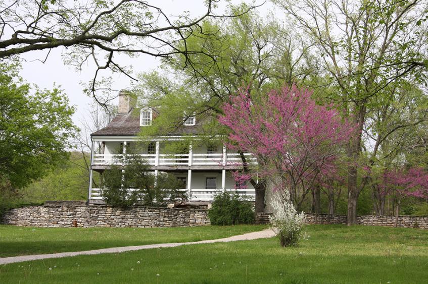 Daniel Boone Home Spring