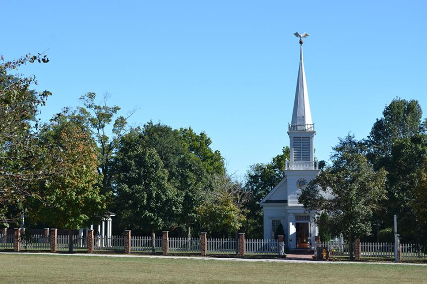 Peace Chapel