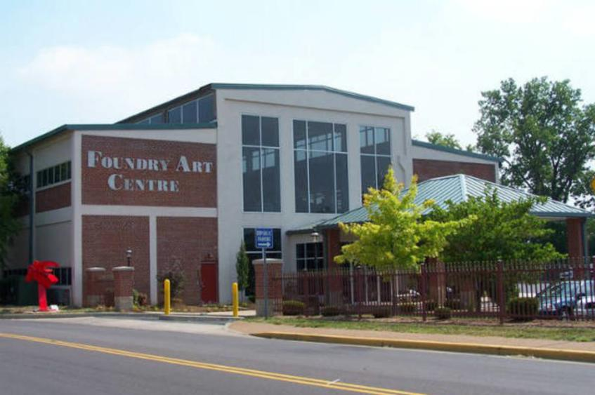 Foundry Art Centre - Exterior