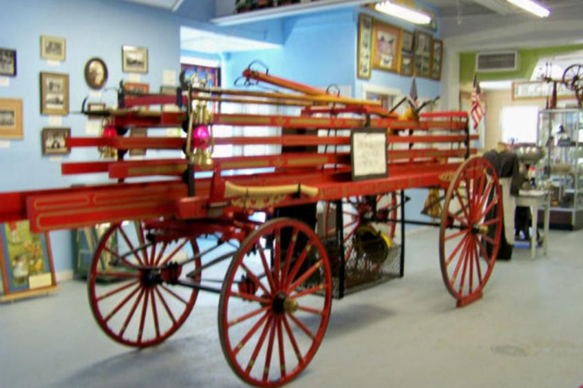 Frenchtown Heritage Museum Exhibit