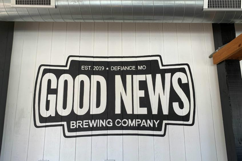Good News Brewing Logo