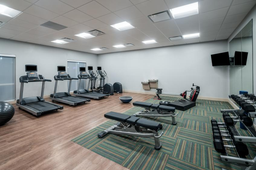 Holiday Inn Express St. Peters Fitness Center