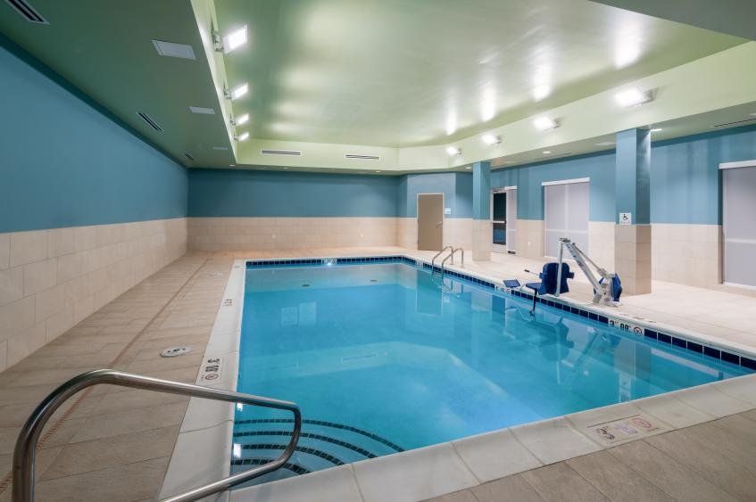 Holiday Inn Express St. Peters Pool