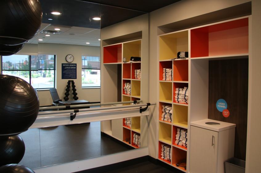 TRU Fitness Room