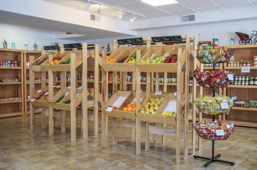 Main Street General Store Produce