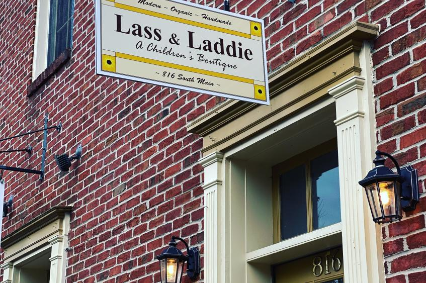 Lass and Laddie