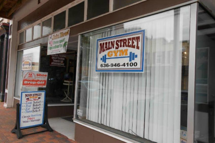 Main Street Gym 1