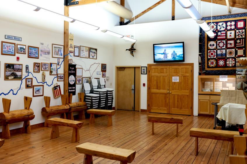 Lewis & Clark Boathouse Meeting Room