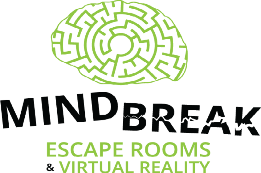MindBreak Escape Rooms Logo