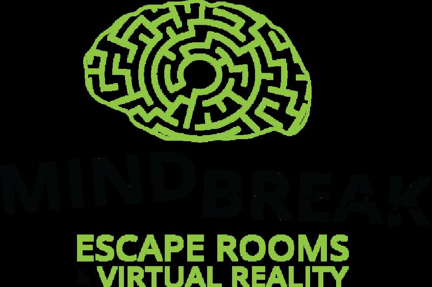 MindBreak Escape Rooms Logo