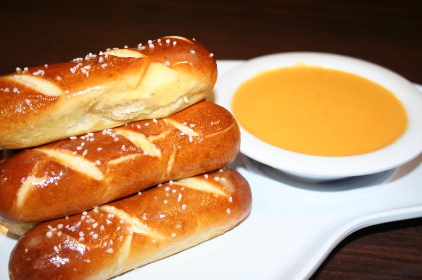Pretzel Sticks w/ Beer Cheese
