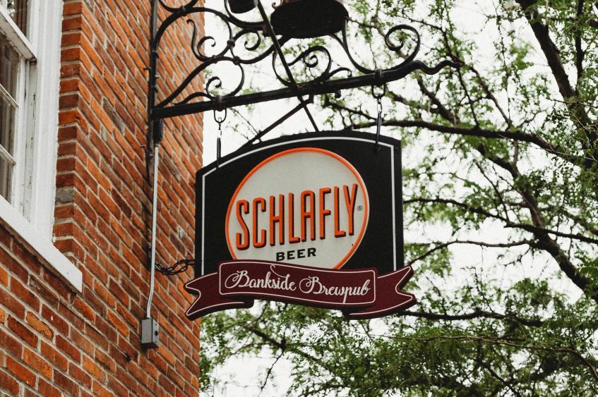 Schlafly Bankside