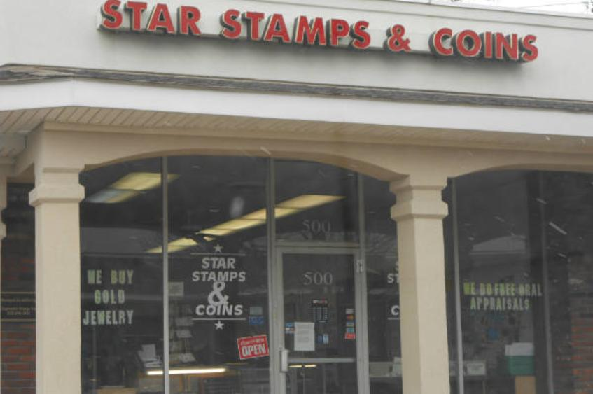 Star Staps and Coins