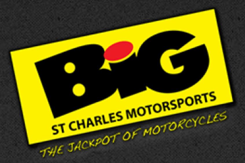 Big St. Charles Motorsports Logo
