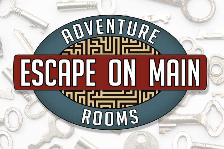Escape on Main - Logo
