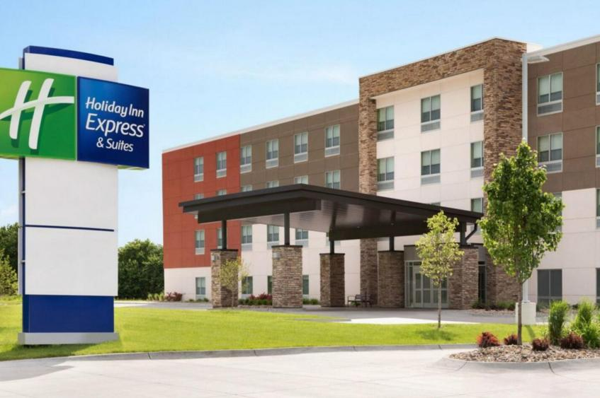 Holiday Inn Express & Suites St. Peters