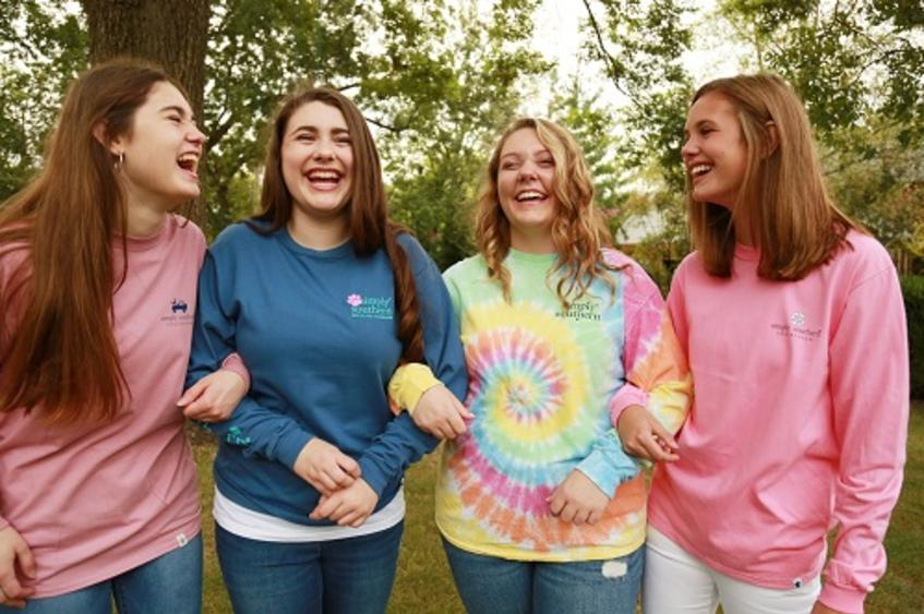 Simply Southern T Shirts St. Charles