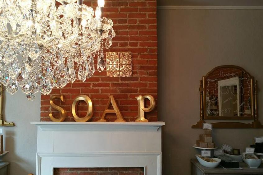 St. Charles Soap Shop